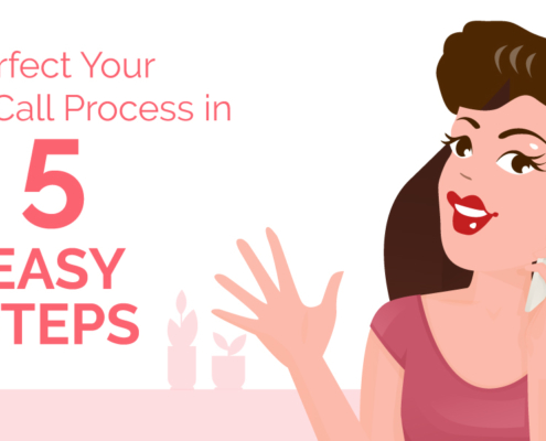 Perfect your phone call process in 5 easy steps