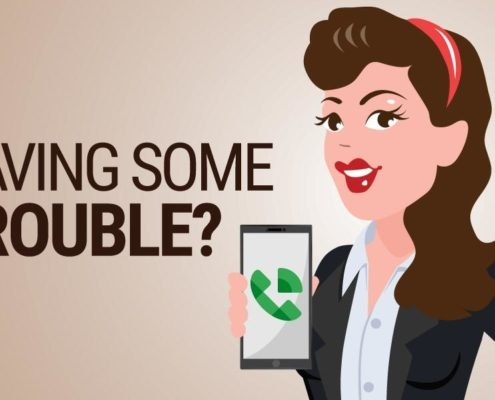 Trouble with Google Voice Free Phone Services